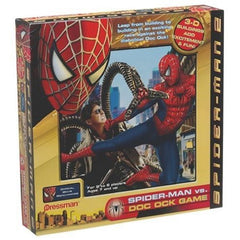 Spider-Man 2 Spider- Man VS.Doc Ock Game - FS GIFTS