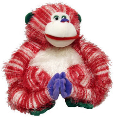 Large Plush Monkey With Sound - FS GIFTS