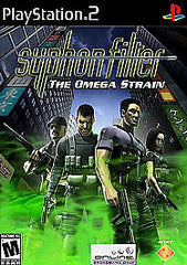 Syphon Filter: The Omega Strain (Sony PlayStation 2, 2004) - FS GIFTS