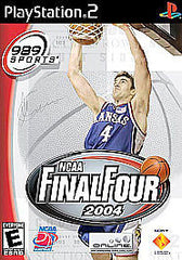 NCAA Final Four 2004 (Sony PlayStation 2, 2003) - FS GIFTS