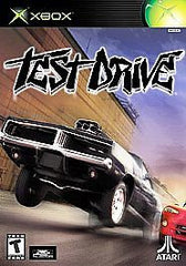 Test Drive (Xbox, 2002) - FS GIFTS