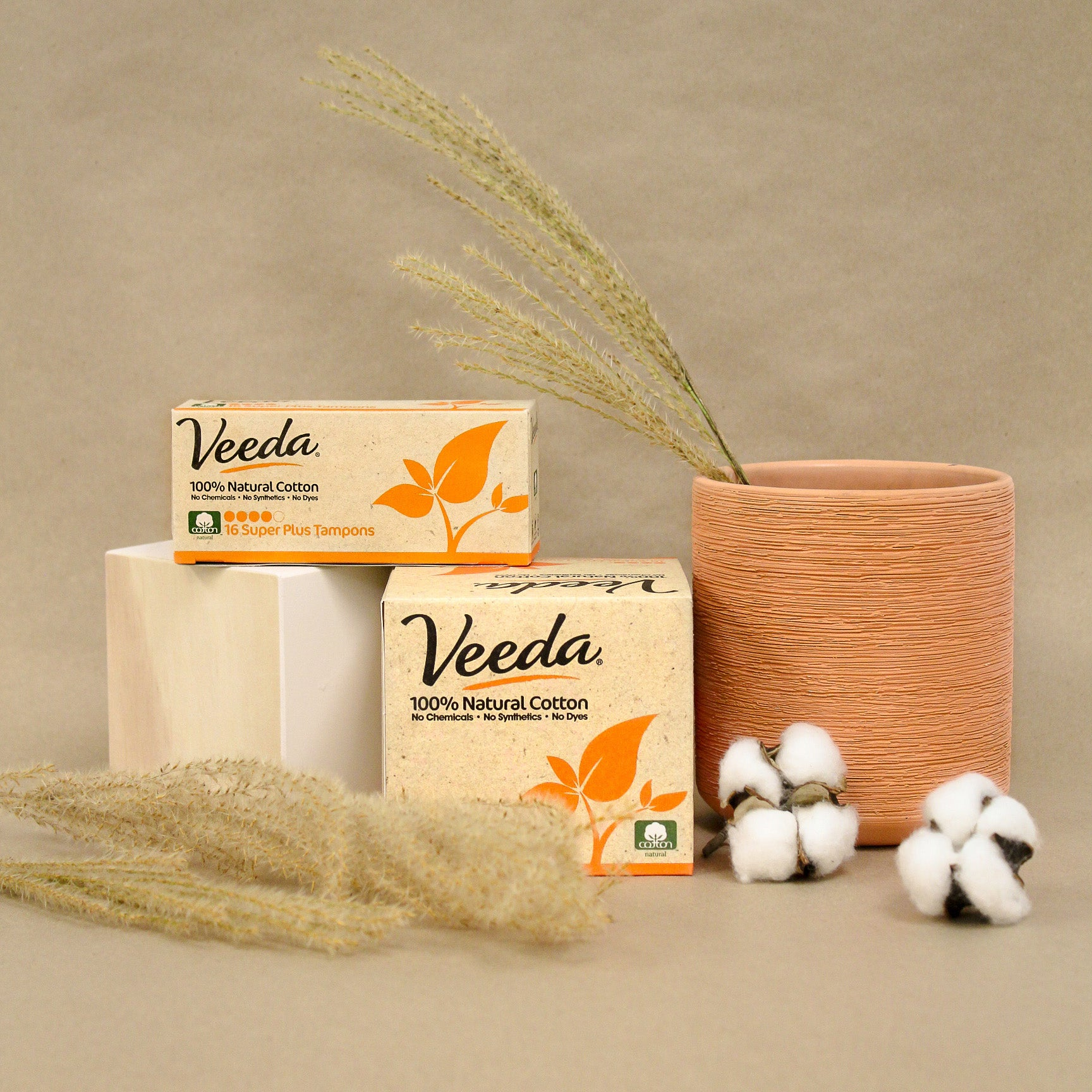 Veeda Natural Fem-Care Products