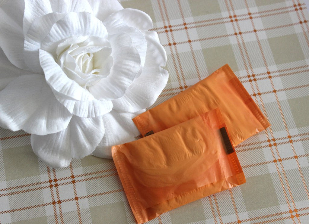 Why Your Feminine Hygiene Products are (Probably) Killing You