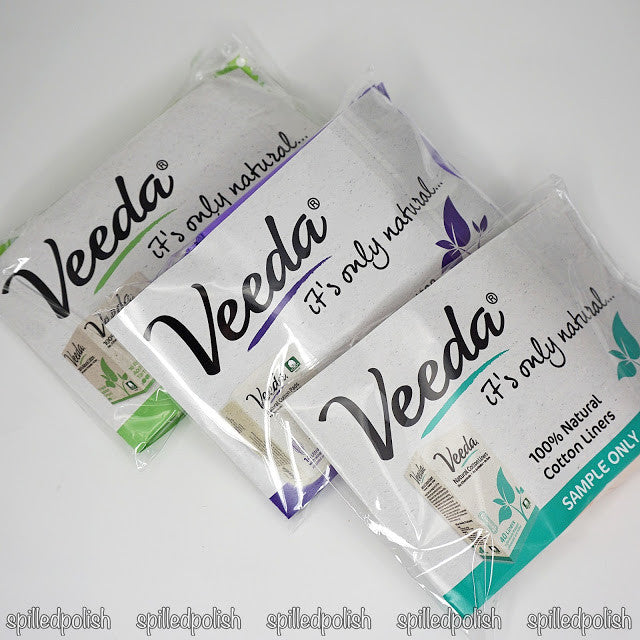 Great quality and transparency with Veeda products