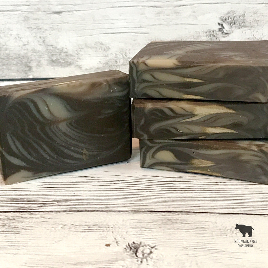 Deadly Weapon (Sandalwood & Cypress) - Mountain Goat Soap Co.