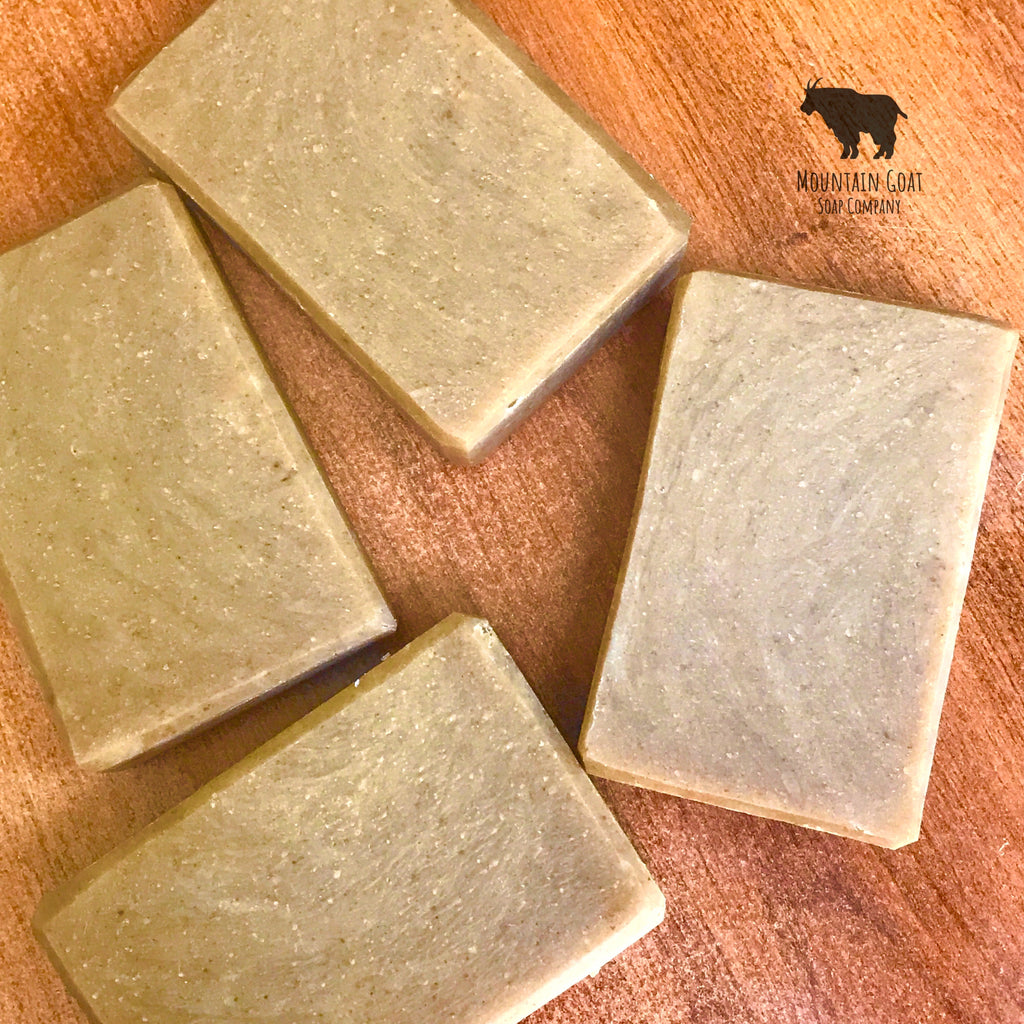 Golden Colorado (Turmeric & Honey) - Mountain Goat Soap Co.