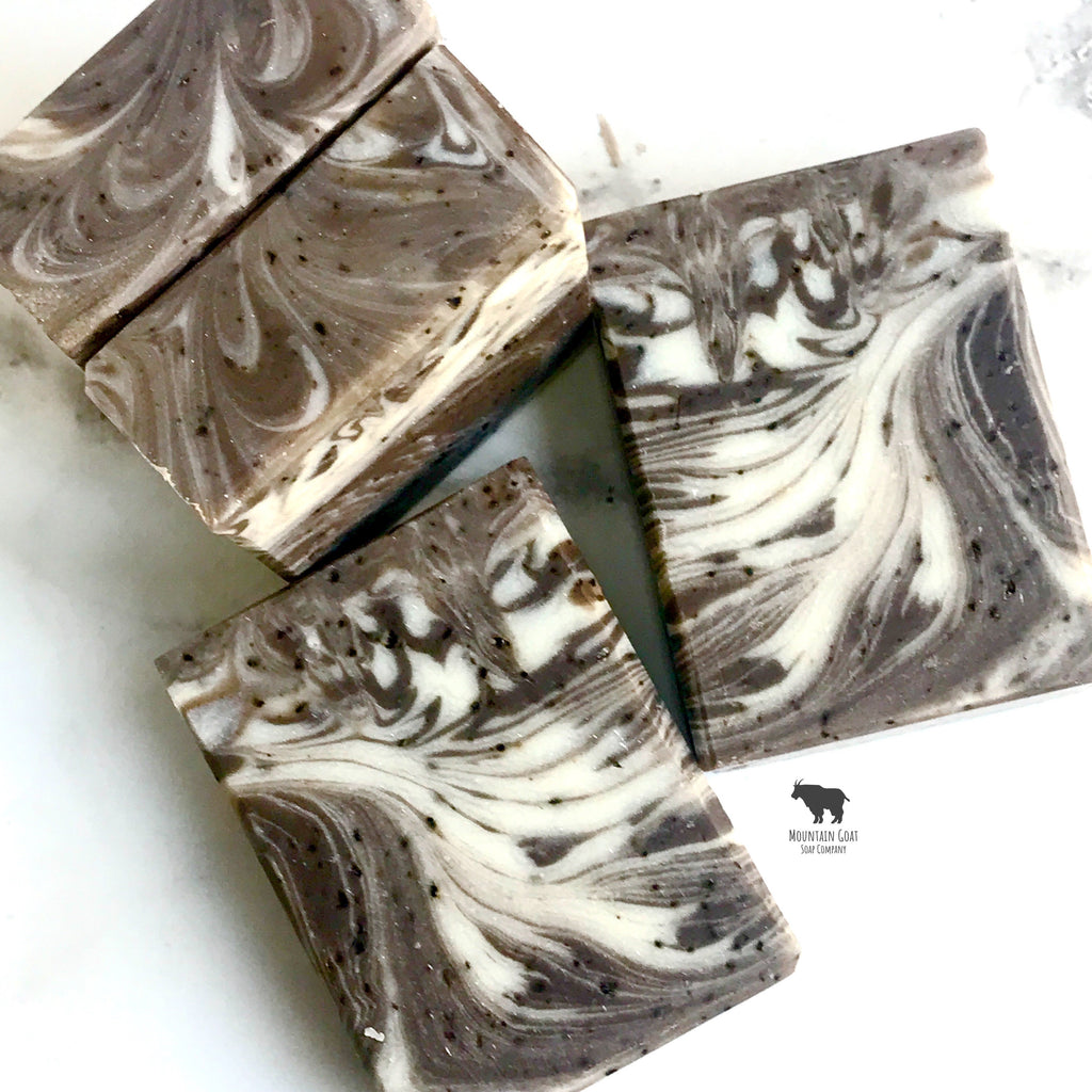 Wake UP!! (Fresh Brewed Coffee) - Mountain Goat Soap Co.