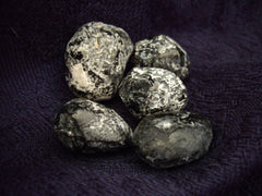 Apache Tear Rough Tumbled Stone