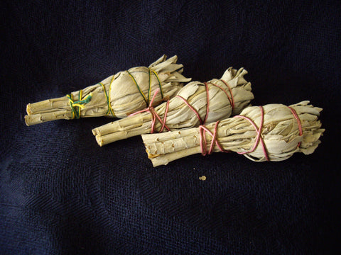 California White Sage Mini Wand