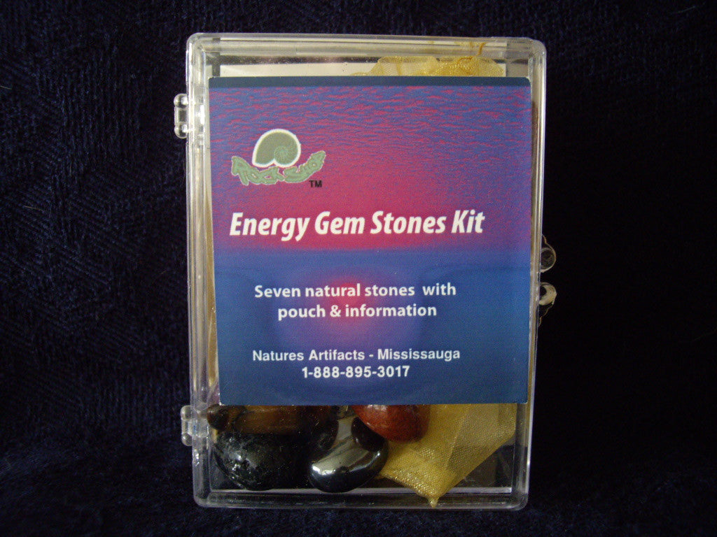 Energy Gem Stone Kit