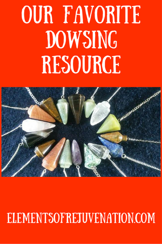 Our Favorite Dowsing Resource