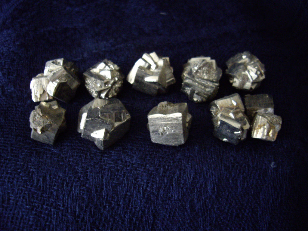 Iron Pyrite or Fools Gold Rough Chunk
