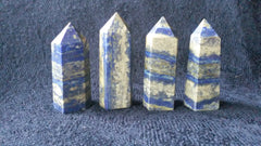 Lapis Lazuli Crystal Standing Point
