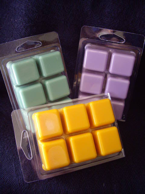 Shaman's Herbal Blend Soy Wax Tarts