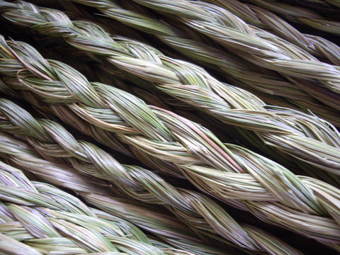Authentic Sweet Grass Braid