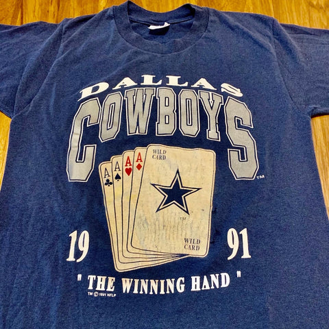 1991 Dallas Cowboys Tee