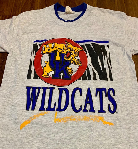 Kentucky Wildcats Tee Size M