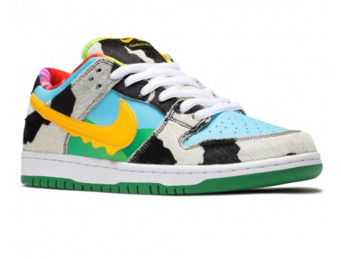NikeSB x Ben & Jerry's Chunky Dunky Sneaker