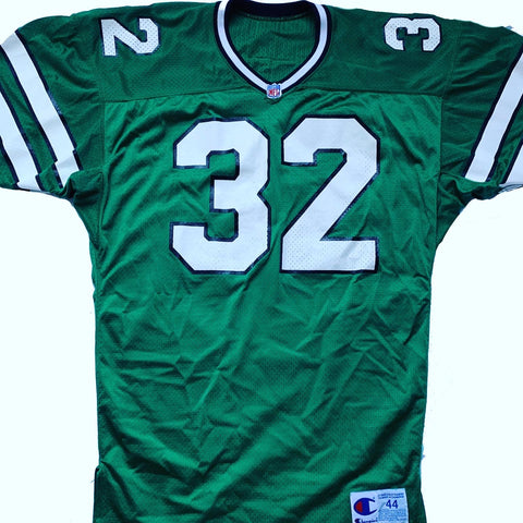 1990's Champion NY Jets Mesisco Jersey