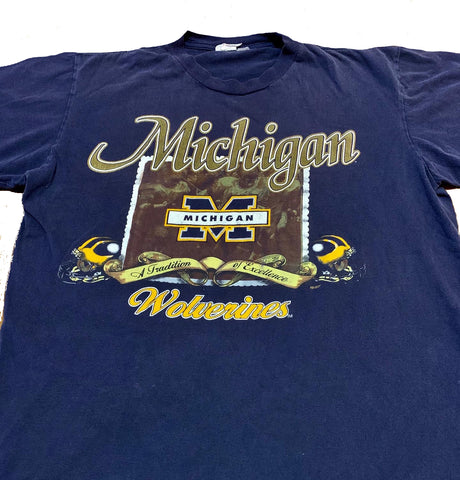 Michigan Wolverines Tee