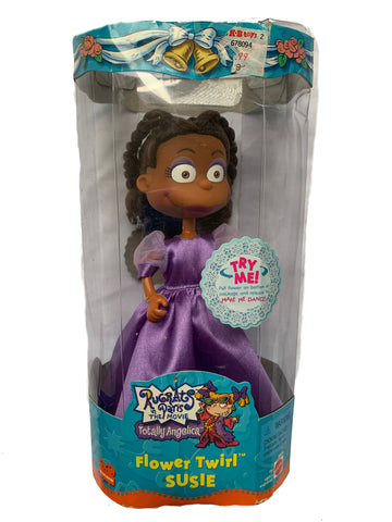 Rugrats In Paris Susie Flower Twirl Toy