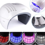 Skin Rejuvenation Photon Device 7 Colors Led Light Therapy LED Beauty Machine Spa Acne Remover Anti-Wrinkle Whitening Machine
