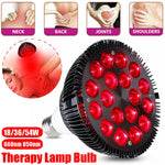 FULL BODY  PAIN RELIEF LED LIGHT THERAPY BULB