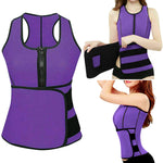 Slimming Waist Trainer Breathable Tummy Body shape wear