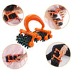 Deep Tissue Massage Stick with 2 Massage Balls, Remove Cellulite, for Shoulder, Arms, Buttocks, Muscle Relax Massager
