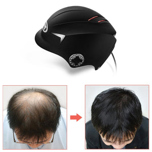 NEW Laser Therapy Hair Growth Helmet Device Hair Loss Treatment