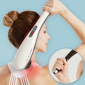 Full Body & Back handheld Deep Tissue Massager for Muscle