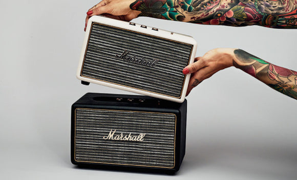 Marshall Acton Bluetooth Speakers