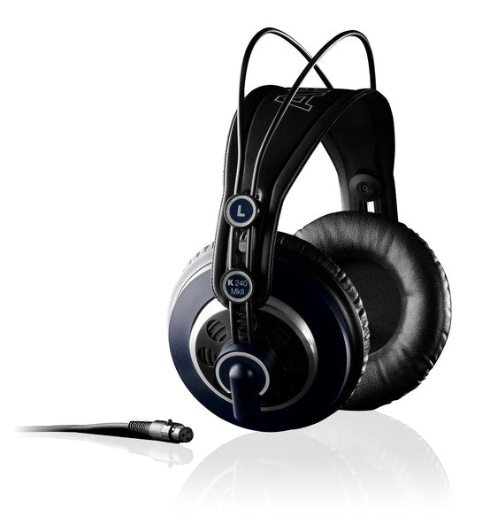 PRO OVER EAR SEMI-OPEN STUDIO HEADPHONES