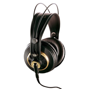 PRO OVER-EAR SEMI-OPEN STUDIO HEADPHONES
