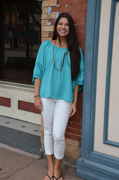 Southern Charm Top