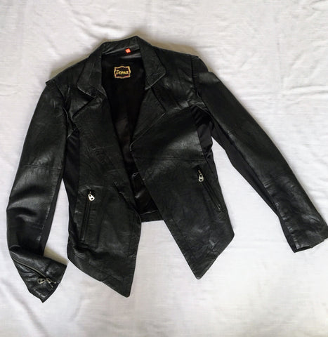 Doma Leather Jacket Size M