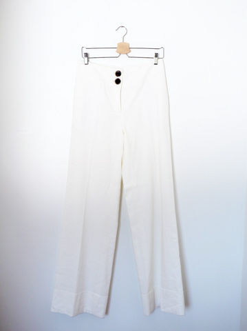 Roberto Rodrigues white pants - Size 6