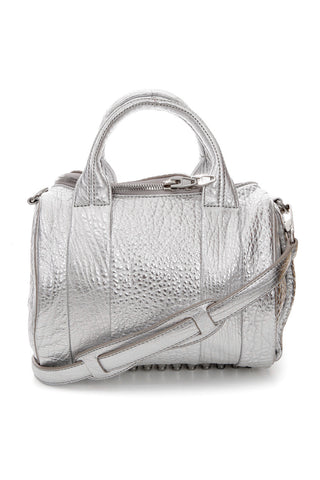 Alexander Wang Rockie Metallic Crossbody Bag