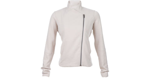 Helmut Lang Double Zip Sweatshirt Jacket - size small