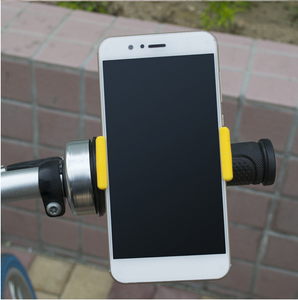 Support smartphone pour guidon vélo