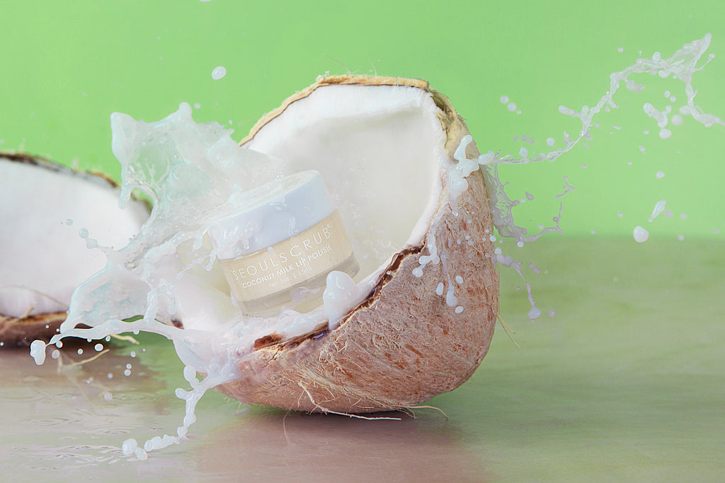 Coconut Milk Lip Polish