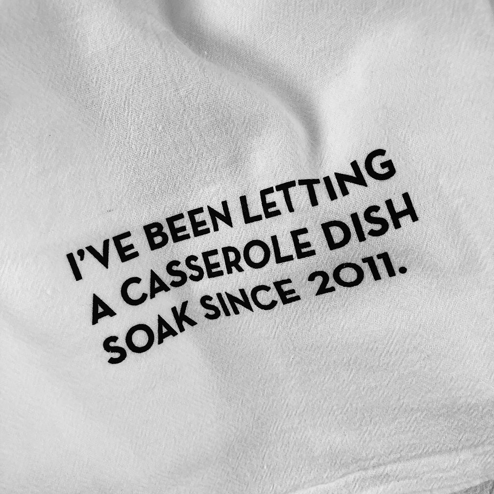 Kitchen Towels with Humor