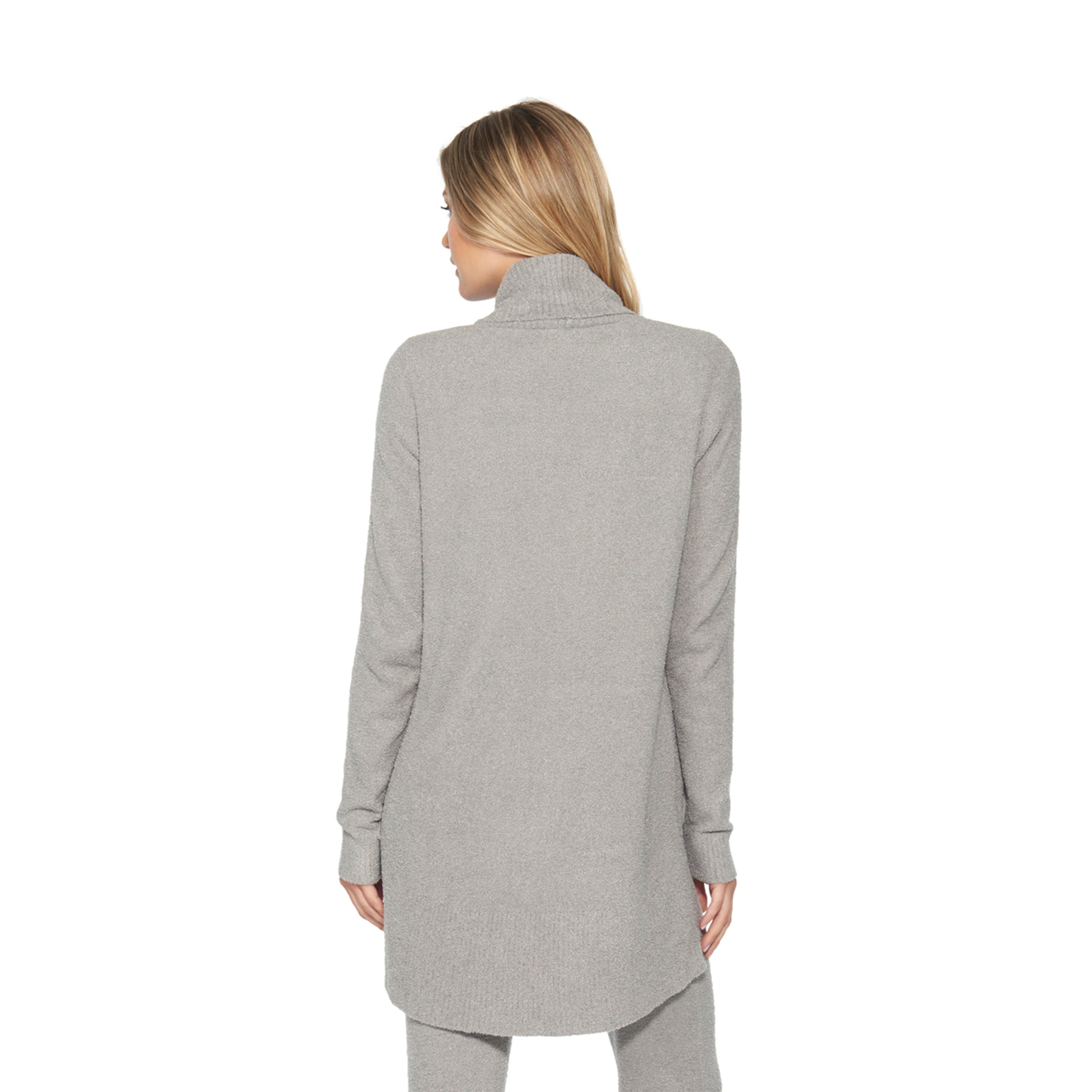 Cozychic Lite Heathered Circle Cardi