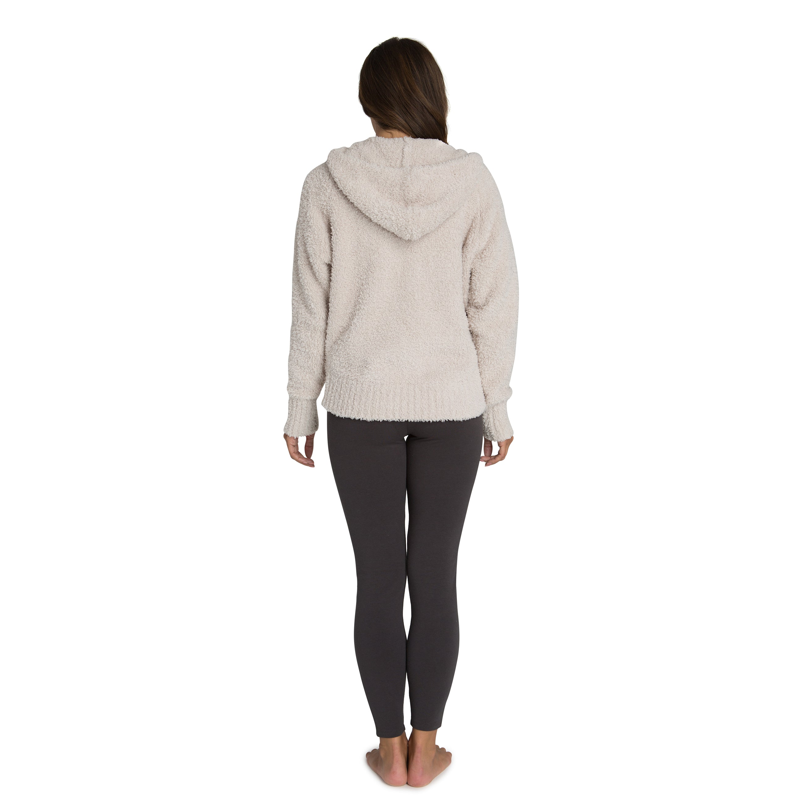 Cozychic Relaxed Zip-Up Hoodie