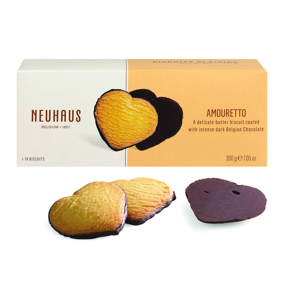 Biscuits Amouretto