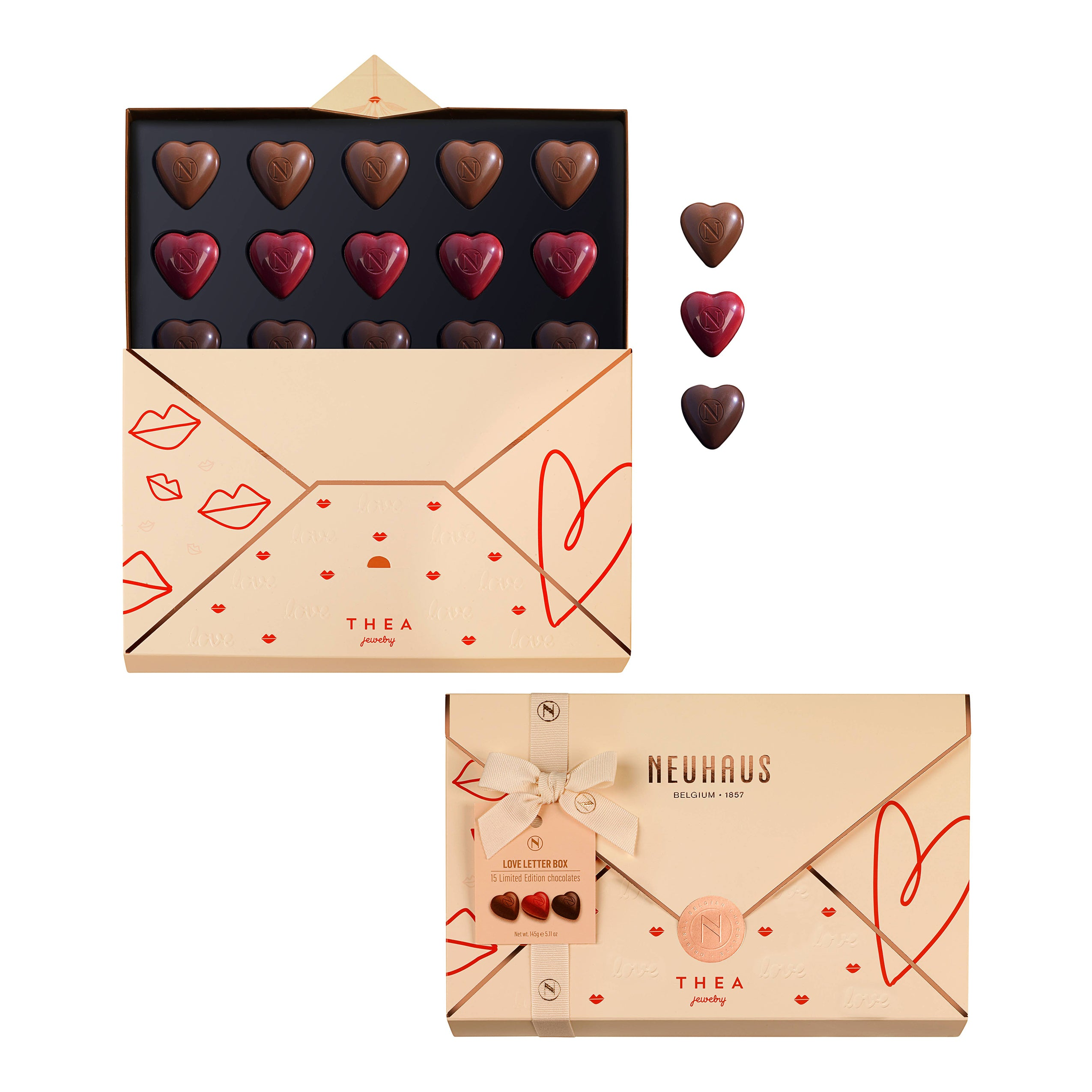 Love Letter Box of Chocolates, Limited Edition 2021