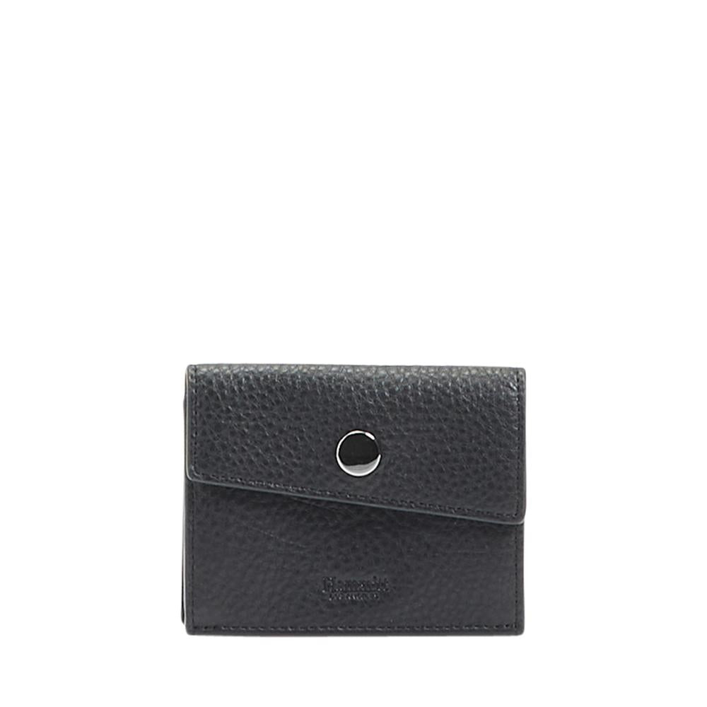 Montana Pocket Wallet - Black / Gunmetal