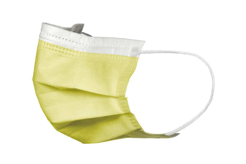 3-Ply Disposable Face Mask - New Colors in Stock!
