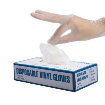 Gloves (Vinyl) - Box of 100