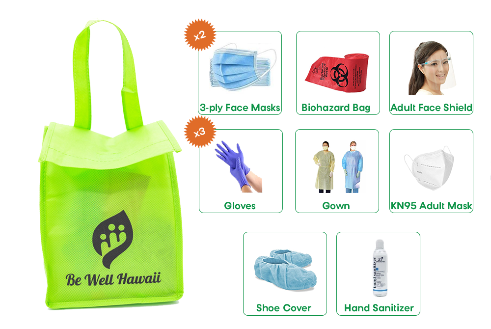 """Be Well"" Care Kit"